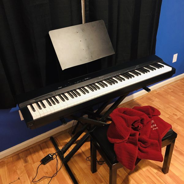 CASIO PX-160 PIANO W/ ACCESSORIES $425 OBO