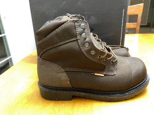 Steel Toe Worx waterproof Work Boots - size 9M New w/tags for Sale in San Diego, CA