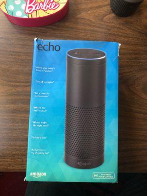 Amazon echo smart speaker for Sale in Washington, DC