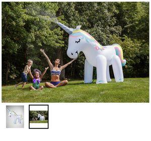 Unicorn sprinkler 7.5 ft for Sale in Fontana, CA