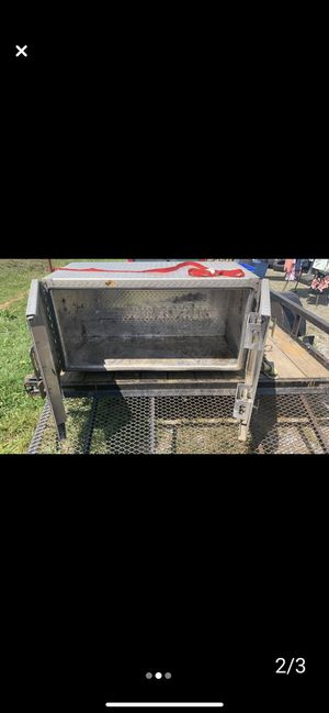 Tool boxes from flatbed trailer for Sale in Telford, TN