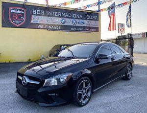 2014 Mercedes-Benz CLA-Class for Sale in Miami, FL