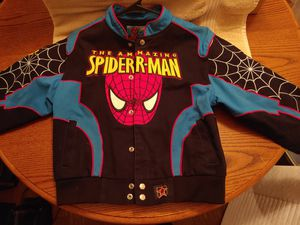 Spider-Man Kids Jacket ( Negotiable ) for Sale in Duluth, GA