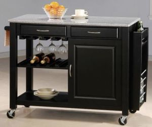 Callum Collection 5870 Kitchen Cart for Sale in Briarcliff Manor, NY