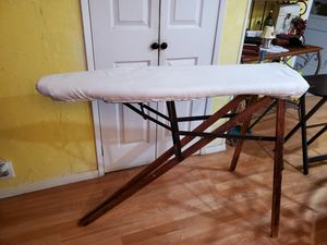 Antique Ironing Board for Sale in Rialto, CA