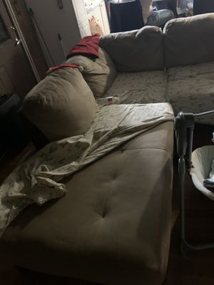 Sectional couch for Sale in Acworth, GA
