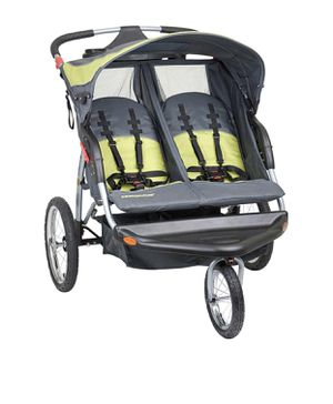 Baby Trend Expedition Double Jogger Stroller (Never used) for Sale in Falls Church, VA