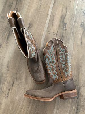 Justin Women's America Bent Rail Western Boots SZ 7 for Sale in Las Vegas, NV