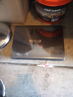 Toshiba Laptop No Power Cord for Sale in Las Vegas,  NV