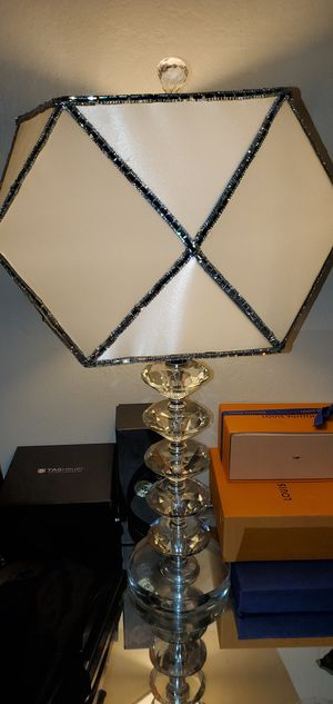 Beautiful pair of lamp shades from Lamp's Plus for Sale in Sacramento, CA
