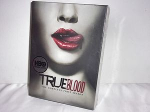 Brand New True Blood Season One DVD 5 Discs Sealed for Sale in Beaumont, TX