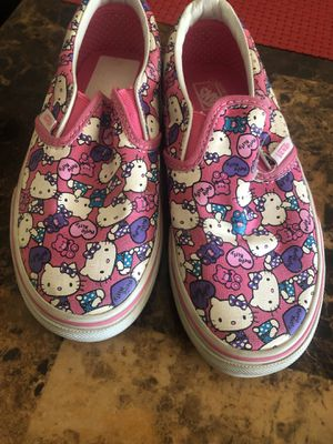 Hello kitty vans for Sale in Hayward, CA