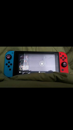Nintendo switch MUST PAY HALF BEFORE I MEET for Sale in Long Island, VA