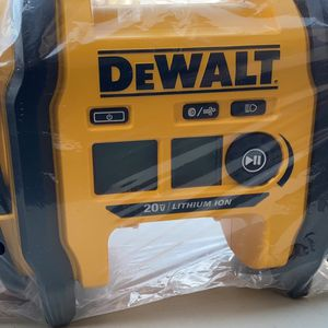 Dewalt Corded/ Cordless Air Inflator for Sale in Tampa, FL