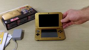 Zelda 3ds XL w/box & papers for Sale in Everett, WA