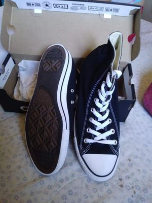 Original black and white converse for Sale in Phoenix, AZ