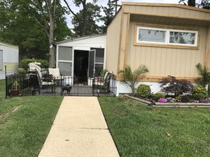 Mobile home in ridgeway community Manchester nj for Sale in Manchester Township, NJ