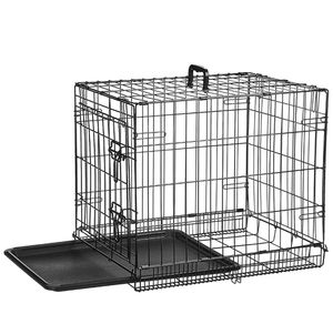 Metal Dog Crate 24 x 18 x 20 inches (LxWxH) for Sale in Miami, FL