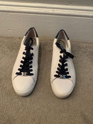 Michael Kors lace up sneakers size 10 for Sale in Washington, DC
