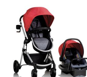 Pivot Modular Travel System With Save Max Car Seat for Sale in Meriden,  CT