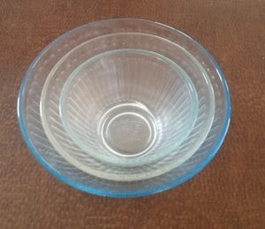 3 Pyrex Glass Bowls for Sale in Avondale, AZ