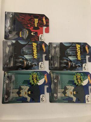 Hot Wheels Batman Cars for Sale in Orange, CA