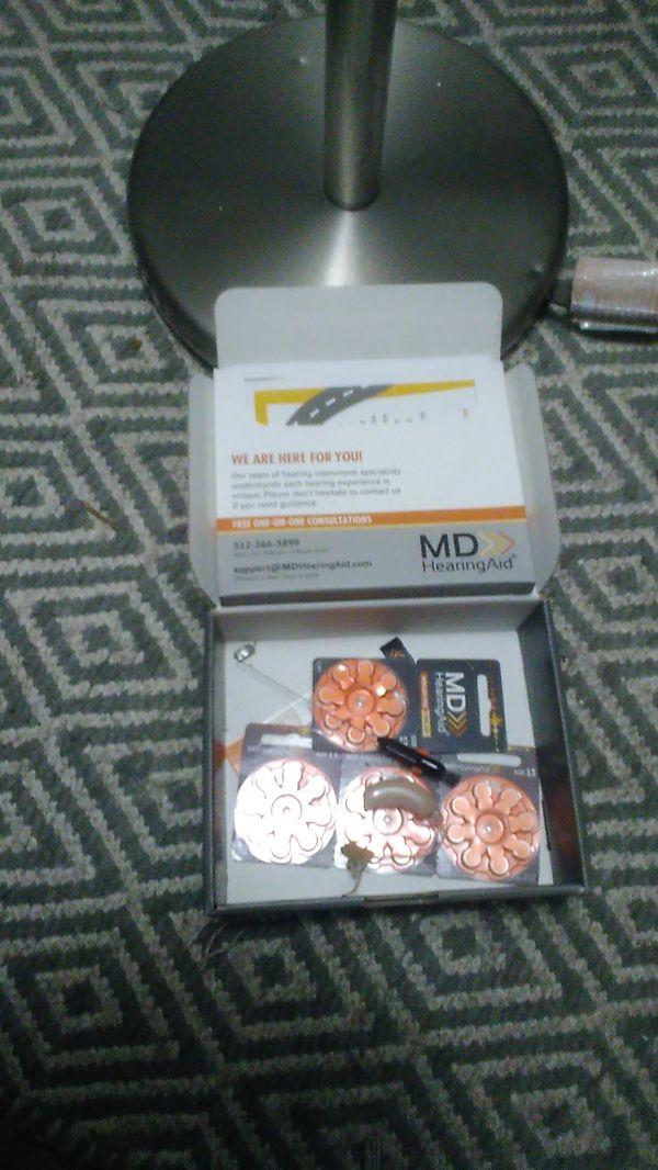 MD hearing aid