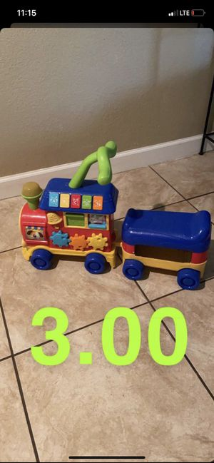 Baby train/kids toys for Sale in Irving, TX