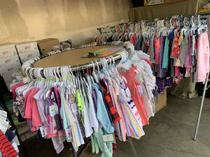 Baby kids new with tags today 2:45-4pm (items sold individually) for Sale in El Monte, CA
