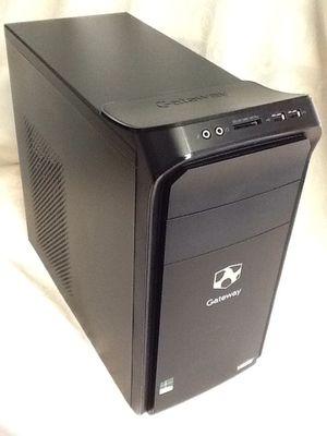 Gateway Computer AMD Quad-Core 3.7GHz, 8GB RAM, 1TB HDD, Wi-Fi, USB3.0, DVD writer, HDMI. $499 at store for Sale in Richardson, TX