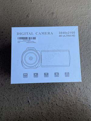 HD video camera kit Brand New for Sale in San Diego, CA