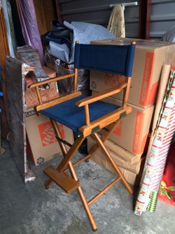 Director chairs for Sale in Bothell,  WA
