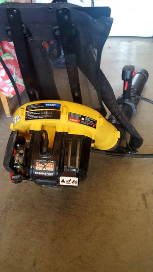 ~CRAFTSMAN GAS LEAF BLOWER~ for Sale in Moreno Valley, CA