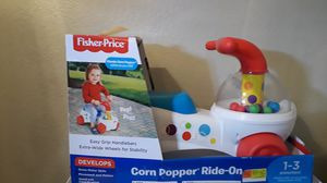 Fisher-Price Classic Corn Popper Ride On for Sale in Grand Prairie, TX