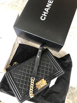 Large boy bag. Chanel. for Sale in Walled Lake, MI