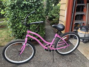 "American Flyer Wave 26"" pink cruiser bike for Sale in Portland, OR"