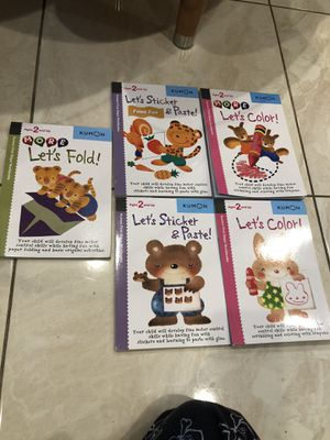 Brand new Kumon books for Sale in Westminster, CA