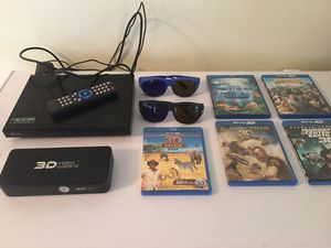 3D DVD player for Sale in Palm Bay, FL