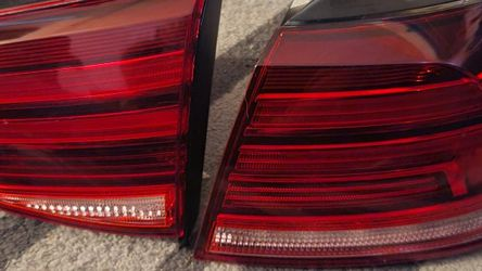 Mk7.5 Led Tail Lights OEM. Non Sequential for Sale in Diamond Bar,  CA