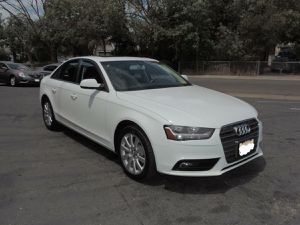 2013 Audi A4 in excellent conditions for Sale in Modesto, CA
