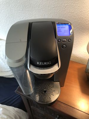 Keurig single cup with 5 settings, brew temp and auto brew for Sale in Denver, CO