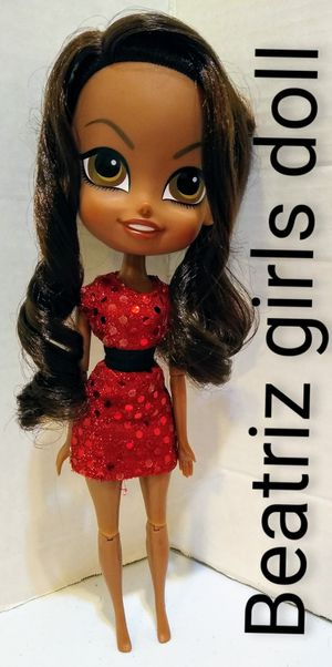 Beatriz girls doll for Sale in Ontario, CA