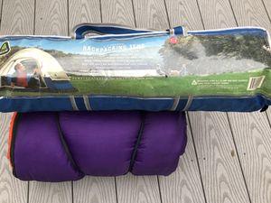 Greatland 2-3 person tent /w sleeping bag for Sale in Warren, MI