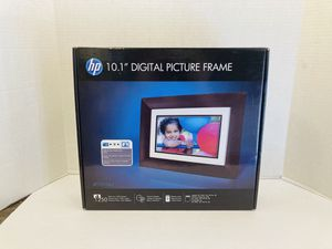 """HP 10.1"""" Digital Photo Picture Frame NIB Remote Controlled Digital Photo Frame for Sale in Spring Hill, FL"""