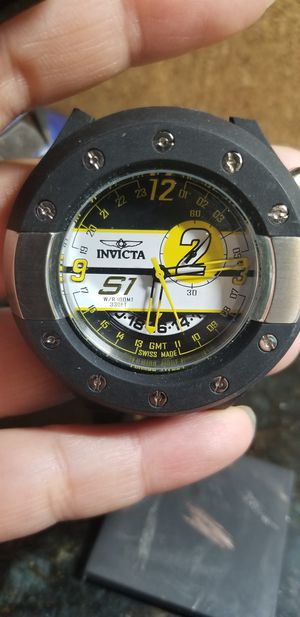 INVICTA BROKEN WATCH for Sale in Fairfax, VA