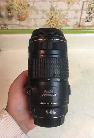 Canon zoom lense for Sale in Las Vegas, NV