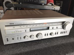 AKAI AA-R30 stereo receiver for Sale in Pasadena, TX