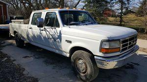 1997 Ford F 350 Utility\ hauling truck for Sale in Ypsilanti, MI