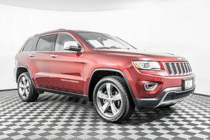 2014 Jeep Grand Cherokee for Sale in Lynnwood, WA