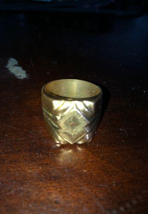 Gold ring 18k for Sale in Woodburn, OR